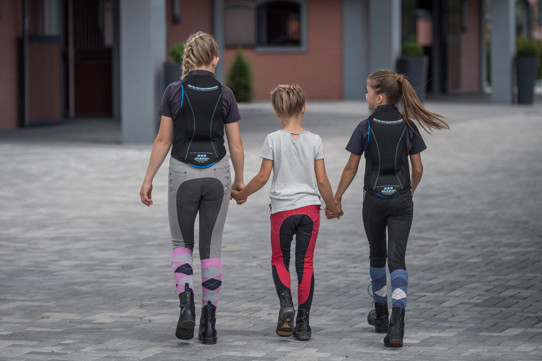 Stübben Rückenprotektoren auch für Kinder